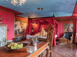 Hotel Zeit & Traum, hotel near Skilift Vorsass-Niederhorn T-bar, Beatenberg