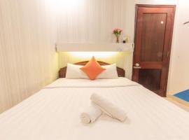 SOHO Hotel, отель в Вунгтау