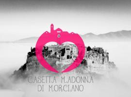 La Casetta Madonna di Morciano, hotel with pools in Bagnoregio