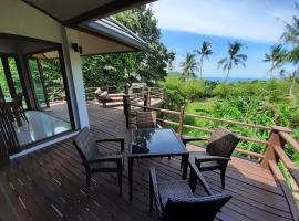 Sea View Villa, hotell sihtkohas Thong Nai Pan Yai