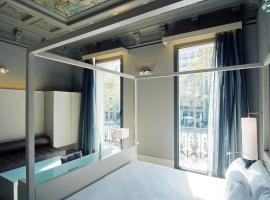 Hotel Actual, hotel near Plaça del Sol, Barcelona