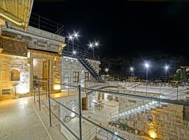 Risus Cave Suites, отель в Гёреме