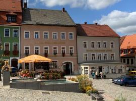 Hotel Goldner Löwe, Hotel in der Nähe von: Miniaturpark Kleine Sächsische Schweiz, Stolpen