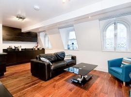 Apartment 4, 48 Bishopsgate, villa in London