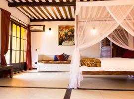 Hotel Le Bougainviller, hotel in Kampala