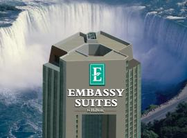 Embassy Suites by Hilton Niagara Falls/ Fallsview, hotel em Cataratas do Niágara