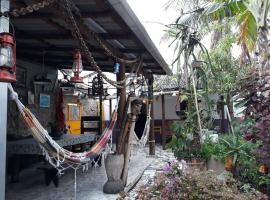 Hostel Sorriso (quarto 2), hostel in Paraty