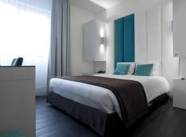 Hotel Ecu, hotel in Genk