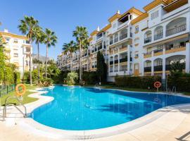 Apartamento Costa Nagüeles I Marbella, hotel in Marbella