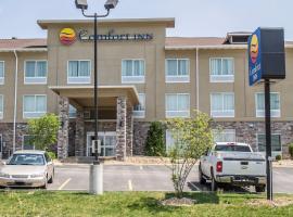 Comfort Inn Saint Clairsville, hotel in Saint Clairsville