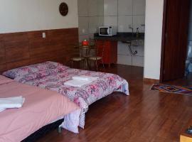 Chalé Lá Canastra, pet-friendly hotel in São Roque de Minas