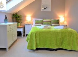 Bard's Nest, central flat, allocated parking, apartment in Stratford-upon-Avon
