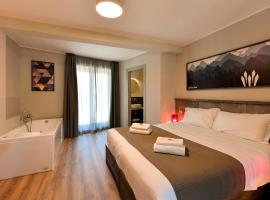 Du Parc Hotel, hotel a Sauze d'Oulx