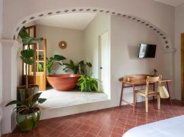 GRANA B&B, hotel in Oaxaca City