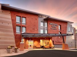 SpringHill Suites by Marriott Moab, hotel in Moab