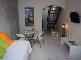 Flat Vila Aju, hotel near Sergipe Cultural and Art Centre, Aracaju