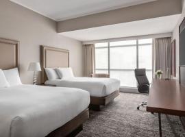 DoubleTree by Hilton Lima Miraflores El Pardo, spa hotel in Lima
