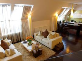 MyPlace - Premium Apartments City Centre, aparthotel na Dunaju