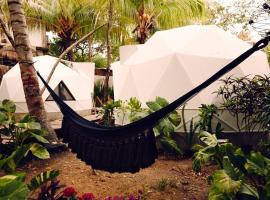 Frequency, hotel in Holbox Island
