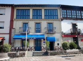 Hotel Cuevas Del Mar, hotel near Bufones de Pria, Nueva de Llanes