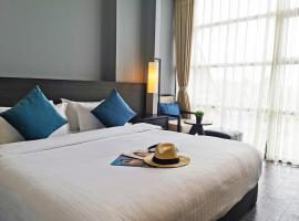 Tera Hotel, отель во Вьентьяне