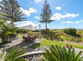 Absolute Beach, hotel in Mount Maunganui