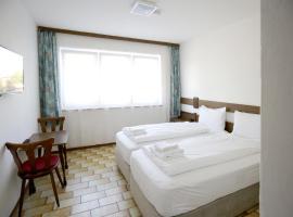 F Hotel Arbeiterquartiere, hotel near Blue Danube Airport Linz - LNZ,