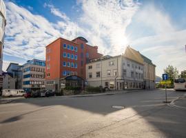 Enter Amalie Hotel, hotel in Tromsø