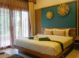 Thap Kaek B2 Villa, hotell sihtkohas Klong Muang Beach