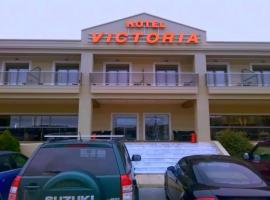 Hotel Victoria, hotel in Kilkís