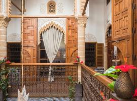 Riad Marhaba, riad in Rabat