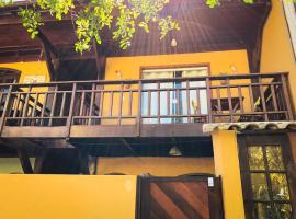 Flat Bouganville, pet-friendly hotel in Abraão