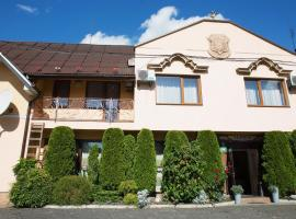 Готель «Вишневий Сад», hotel in Mukacheve