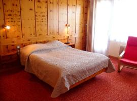 Hôtel des Vosges, hotel in La Petite-Pierre
