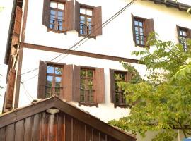 Safranbolu Paflagonya Konak, hotel in Safranbolu