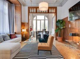 Newton Boutique Hotel Residences - Brussels EU Area, appart'hôtel à Bruxelles