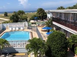 Beachside Resort Motel, motel in St. Pete Beach