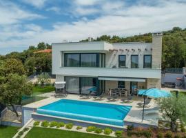 Villa Sara, luxury hotel in Vrsar
