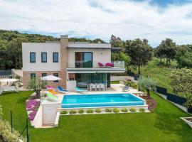Villa Maja, luxury hotel in Vrsar