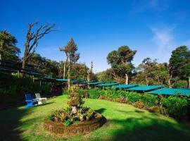 Trapp Family Lodge Monteverde, hotel en Monteverde