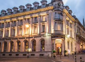 Bristol Harbour Hotel & Spa, hotel in Bristol