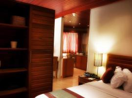 Spanhoek Hotel & Apartments, hotel em Paramaribo