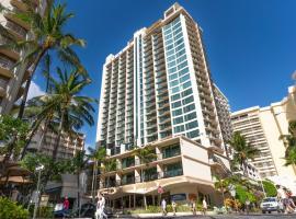 Imperial Hawaii Resort at Waikiki, Hotel in Honolulu