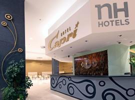 NH Capri La Habana, отель в городе Гавана