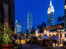 Refinery Hotel - New York, hotel de lujo en Nueva York
