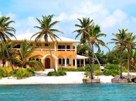 Casa Rana Belize, villa in San Pedro