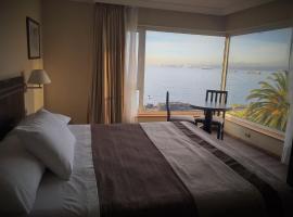 Hotel Diego de Almagro Valparaíso, hotel en Valparaíso