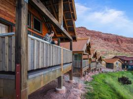 Moab Springs Ranch, hotel v destinaci Moab