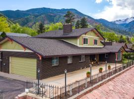 INNhale Bed and Brunch, hotel near Pikes Peak Cog Railway, Manitou Springs