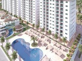 Salinas Park Resort - 2 quartos, apartment in Salinópolis